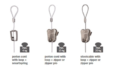 STAS windsor and riva hooks and cords