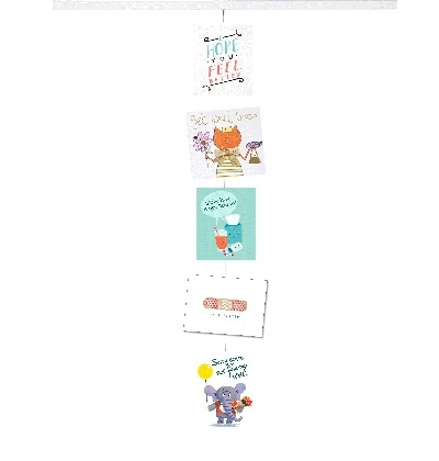 STAS magnet set get-well cards
