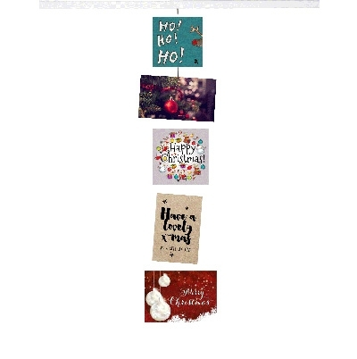 STAS magnet set christmas cards