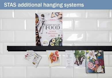 STAS additional hanging solutions