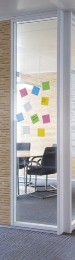 memo ophangen op kantoor