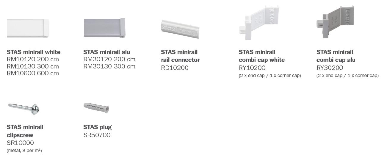 STAS minirail